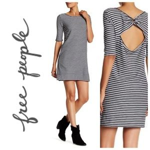 Free People, We the Free Frenchie Tee Dress, Sz. L